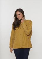Ladies Gold Classic Blouson Jacket db1628